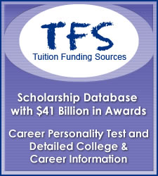 Tuition Funding Sources logo