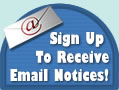 Email Notices button