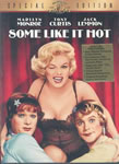 Some Like It Hot video cover