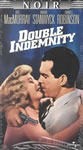 Double Indemnity video cover