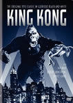 King Kong video cover