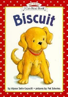 Biscuit book cover