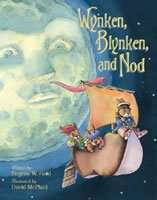 Wynken, Blyken and Nod book cover