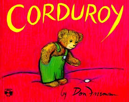 Corduroy book cover