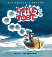 Little Toot book cover