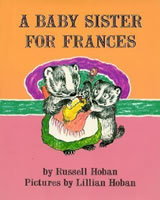 A Baby Sister for Frances book cover