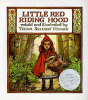 Little Red Riding Hood book cover