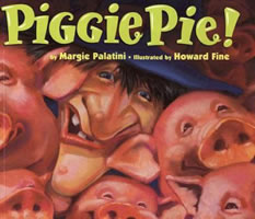 Piggie Pie book cover