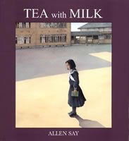 Tea with Milk book cover