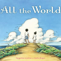 All the World book cover