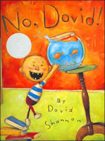 No, David book cover