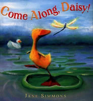 Come Along Daisy book cover