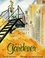 The Gardener book cover