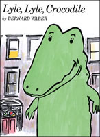 Lyle, Lyle Crocodile book cover