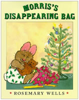 Morris's Disappearing Bag book cover