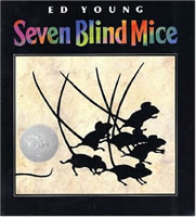 Seven Blind Mice book cover