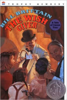 The Wish Giver book cover