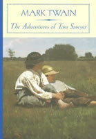 The Adventures of Tom Sawyer book cover