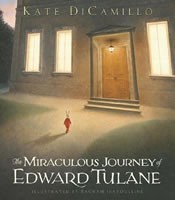 The Miraculous Journey of Edward Tulane book cover