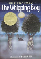 The Whipping Boy book cover