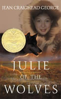 Julie of the Wolves book cover
