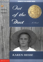Out of the Dust book cover