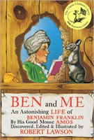Ben and Me book cover