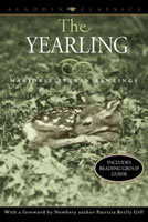 The Yearling book cover