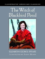 The Witch of Blackbird book cover