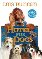 Hotel for Dogs book cover