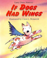 If Dogs Had Wings book cover