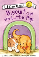 Biscuit and the Little Pup book cover