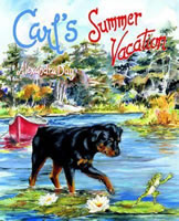 Carl's Summer Vacation book cover