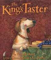 The King's Taster book cover