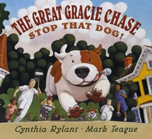 The Great Gracie Chase book cover