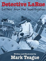 Detective LaRue book cover