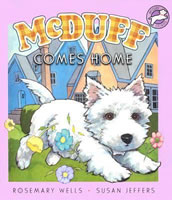 McDuff Comes Home book cover