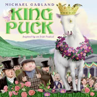 King Puck book cover