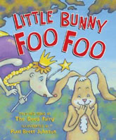Little Bunny Foo Foo book cover