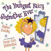 The Youngest Fairy Godmother Ever book cover