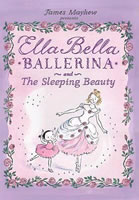 Ella Bella Ballerina and the Sleeping Beauty book cover