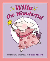 Willa the Wonderful book cover