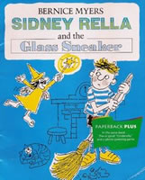 Sidney Rella and the Glass Sneaker book cover