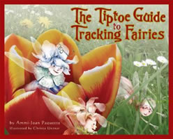 The Tiptoe Guide to Tracking Fairies book cover