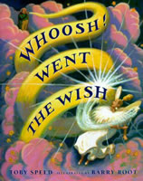 Whoosh! Went the Wish book cover
