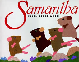 Samantha book cover