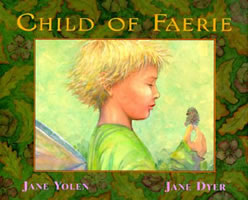 Child of Faerie, Child of Earth book cover