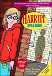 Harriet Spies Again book cover