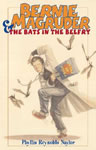 Bernie Magruder & the Bats in the Belfry book cover