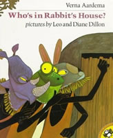 Who's in Rabbit's House: A Masai Tale book cover